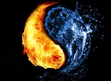 HRT 141 Water and fire yin yang 1478628
