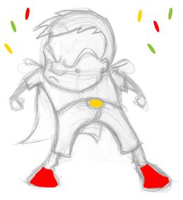 Lapse r66muks - superkangelane