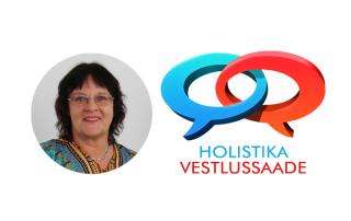 """Holistika veslussaade Heili Laidoga """"Peresuhted holistilises võtmes"""""""