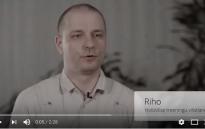 Videotagasiside holistilisele treeningule – Riho