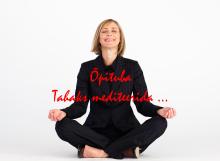 Tahaks mediteerida
