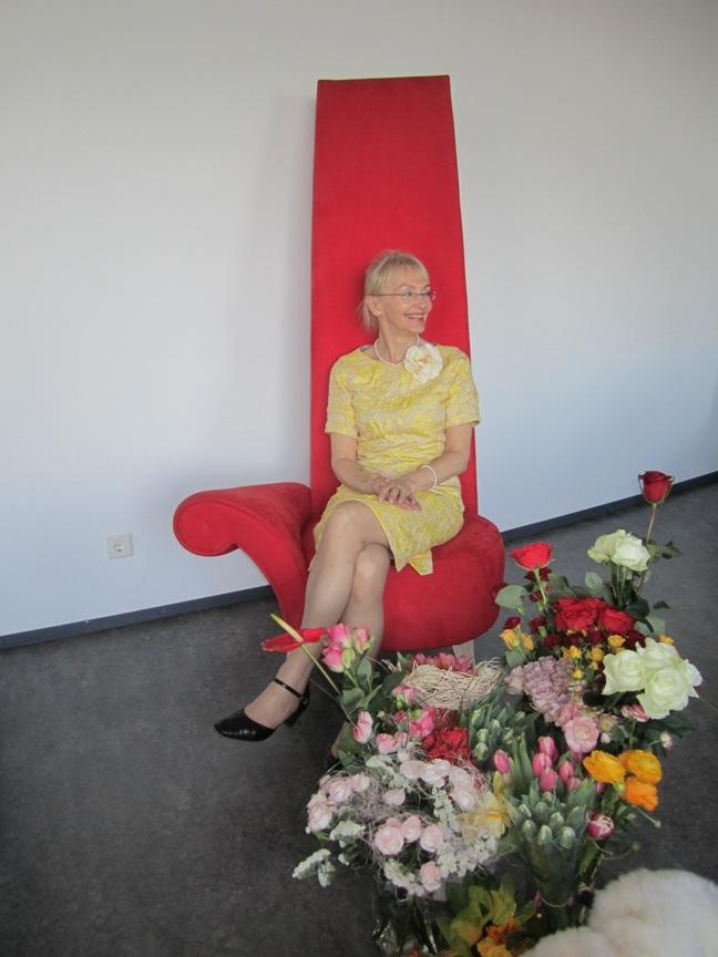 Märtsi lõpus tähistas juubelit instituudi looja Marina Paula Eberth