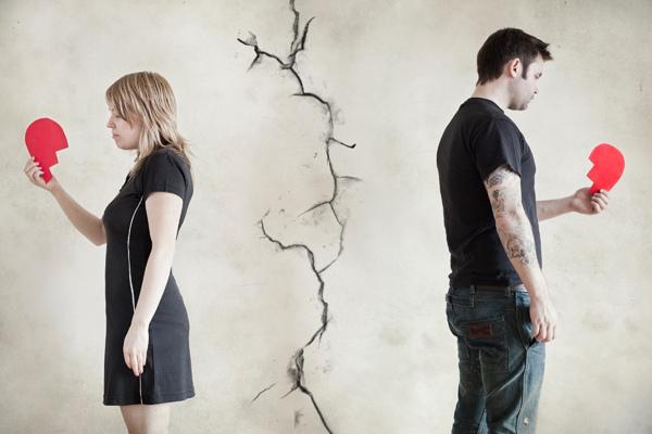 Rahuldamata vajadused viivad suhte hääbumiseni