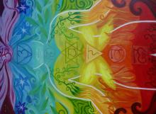 Meditatsiooniteekond läbi seitsme põhitšakra