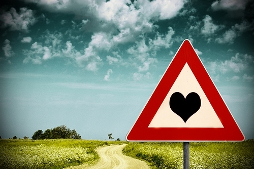 Iga teekond alaku südamest
