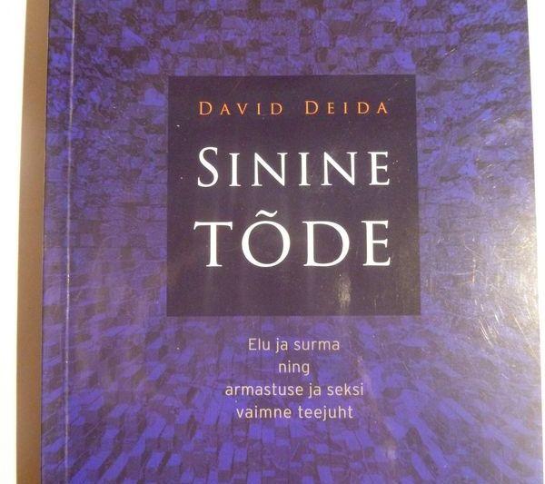 """Instituut soovitab: David Deida """"Sinine tõde"""""""