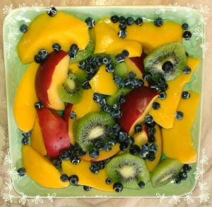Jaana puuviljasalat