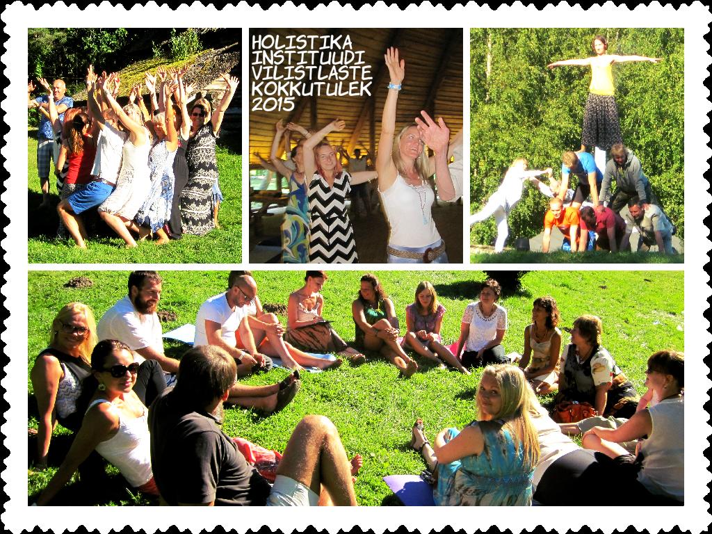 Holistika Instituudi vilistlaste kokkutulek 2015