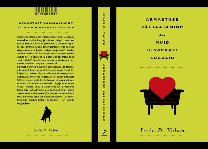 """Raamat hingele: """"Armastuse väljaajamine"""""""