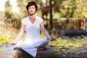 Mediteerija, meditatsioon, vaikus