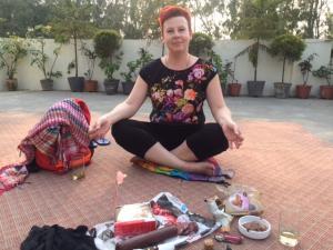 Vaimsed praktikad Kristiina Garancis