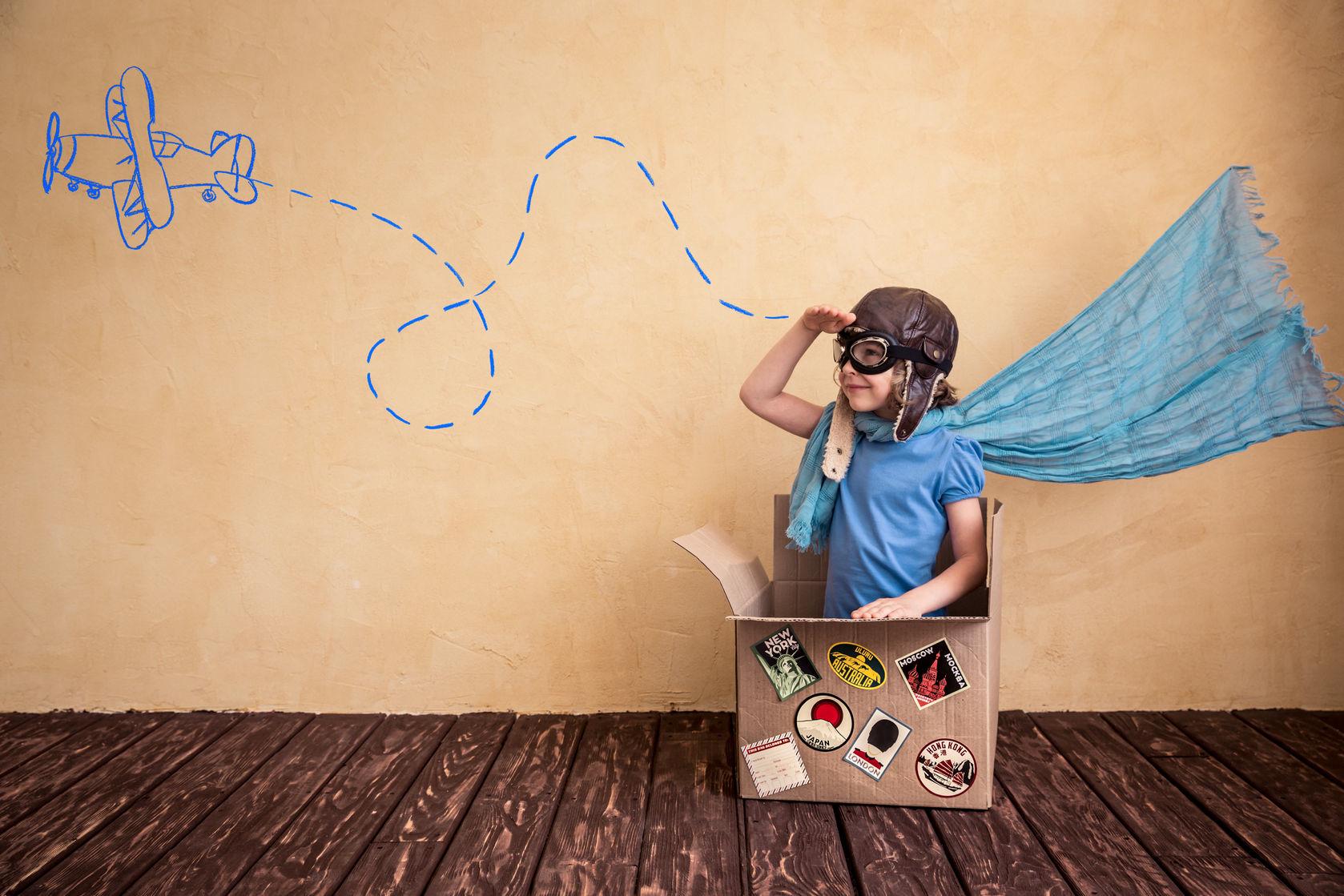 Laste loovuse toetamine
