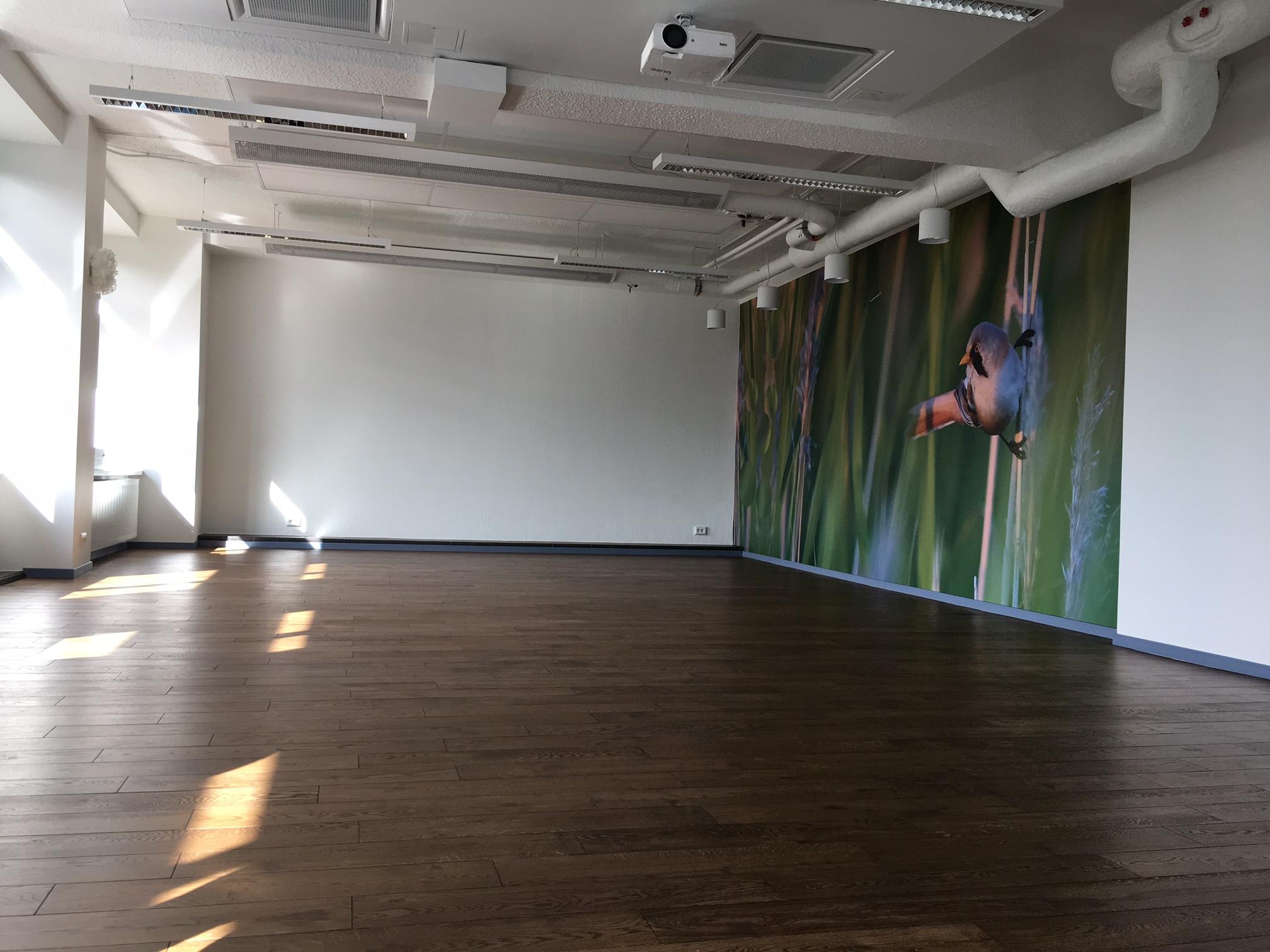 Holistika Instituudis valmis uus treeningsaal!