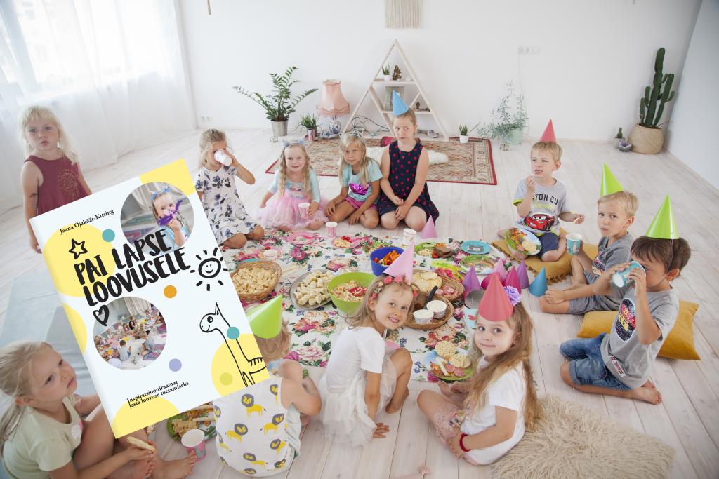 Pai lapse loovusele