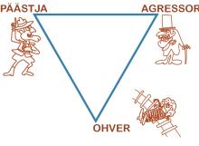 Ohver - agressor - päästja. Helena ja Maire Taska konstellatsioonid