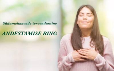 Andestamise Ring: Südamehaavade tervendamine