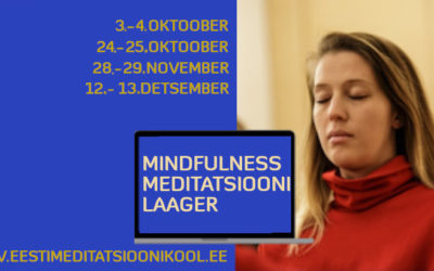 Mindfulness-meditatsiooni laager
