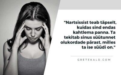 Kas Sina tead, kes on nartsissist ja kuidas Sa võid enesele teadmata olla kahjulikus suhtes?